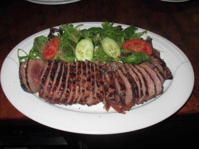 texas steak la hacienda