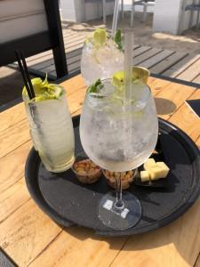 Karma Beach Blankenberge cocktails